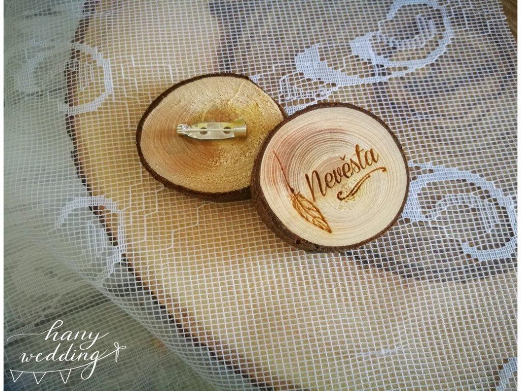 dřevěné placky rozlučka (3)